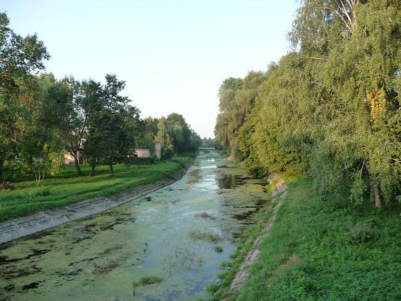 Ніжин. Річка Остер