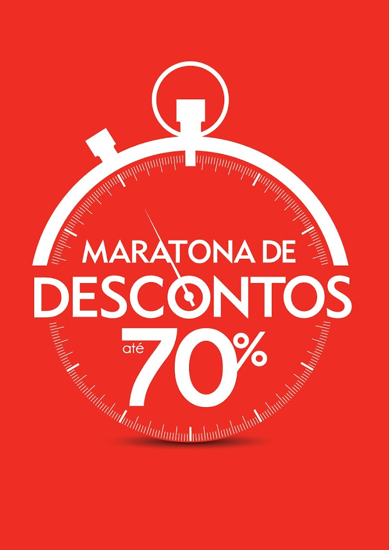"""""""Maratona de Descontos"""" vai reunir 6 shoppings da Aliansce entre os dias 3 e 6 de março"""