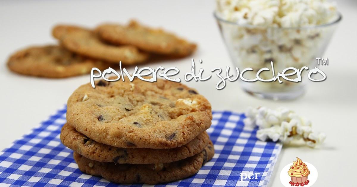 Tutorial: come realizzare i Pop Corn Cookies ricetta e passo a passo