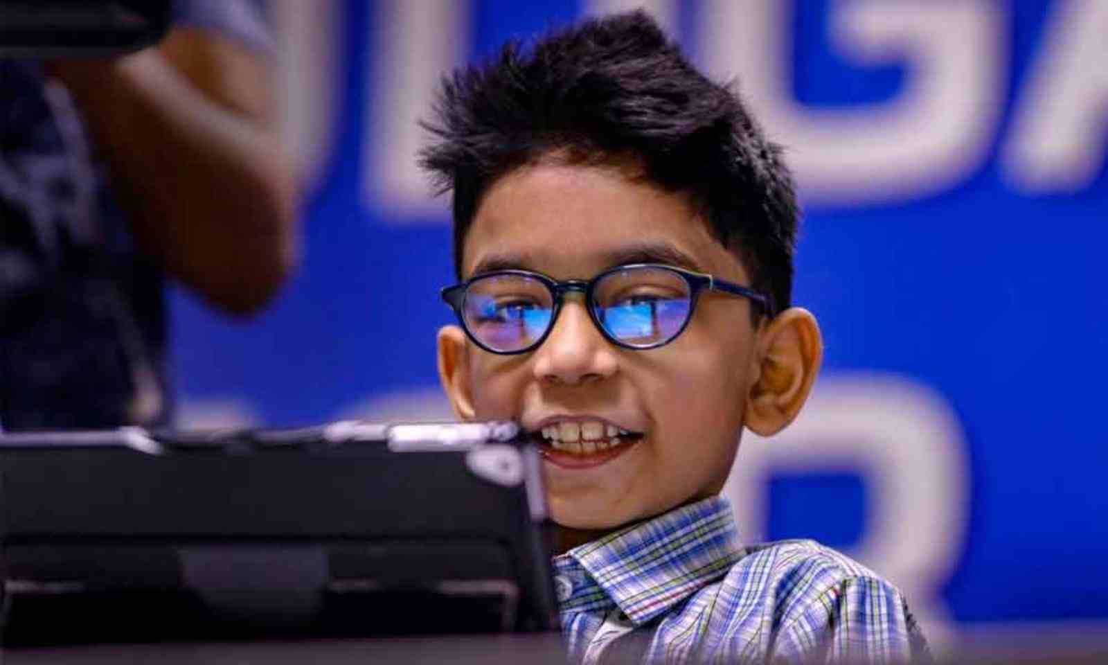 Arham Om Talsania  programador