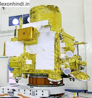 Lexonhindi.in Chandrayan- 2 orbiter