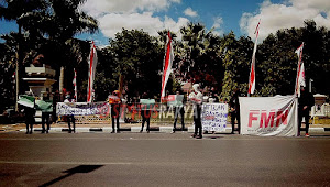 Solidaritas Untuk Masyarakat Besipae, Mahasiswa Serbu Kantor Gubernur dan DPRD Provinsi NTT