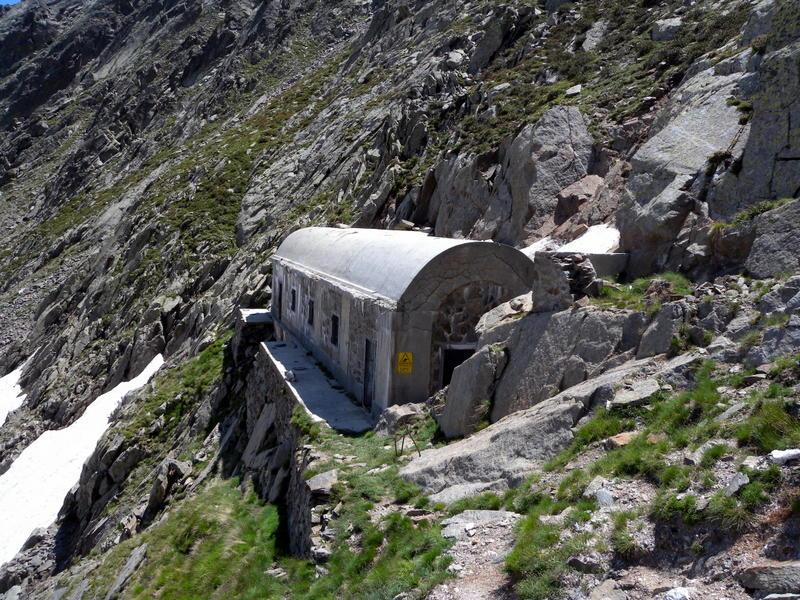MUNTAeCHINNA TREKKING: Al Passo di Barbacana da Bagni di Vinadio