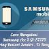 Cara Mengatasi Samsung Ace 3 Gt-S7270 Sering Restart Sendiri - Tv Renyek