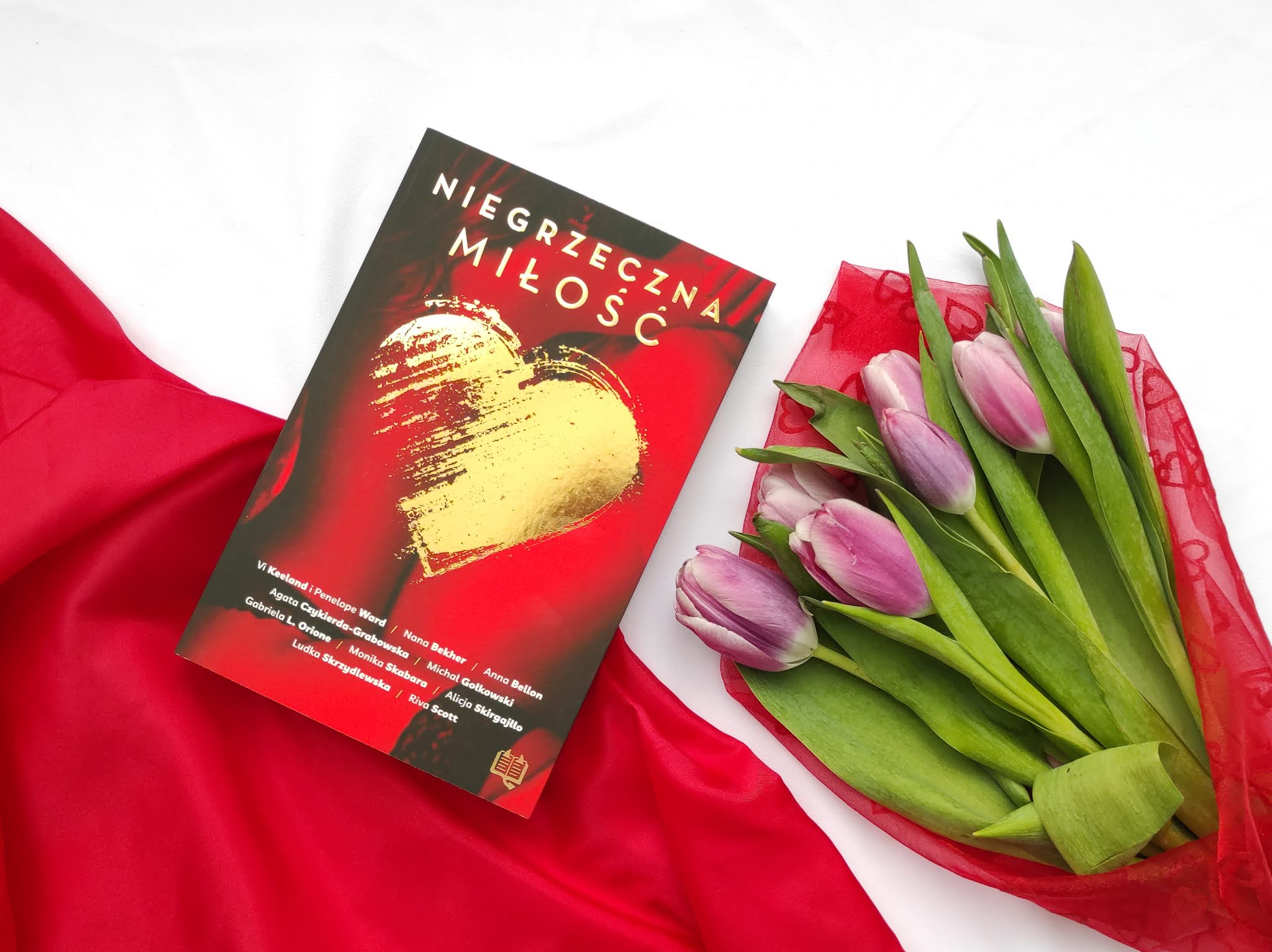 Niegrzeczna miłość książka