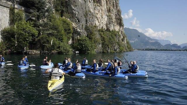 lago di garda attività sport