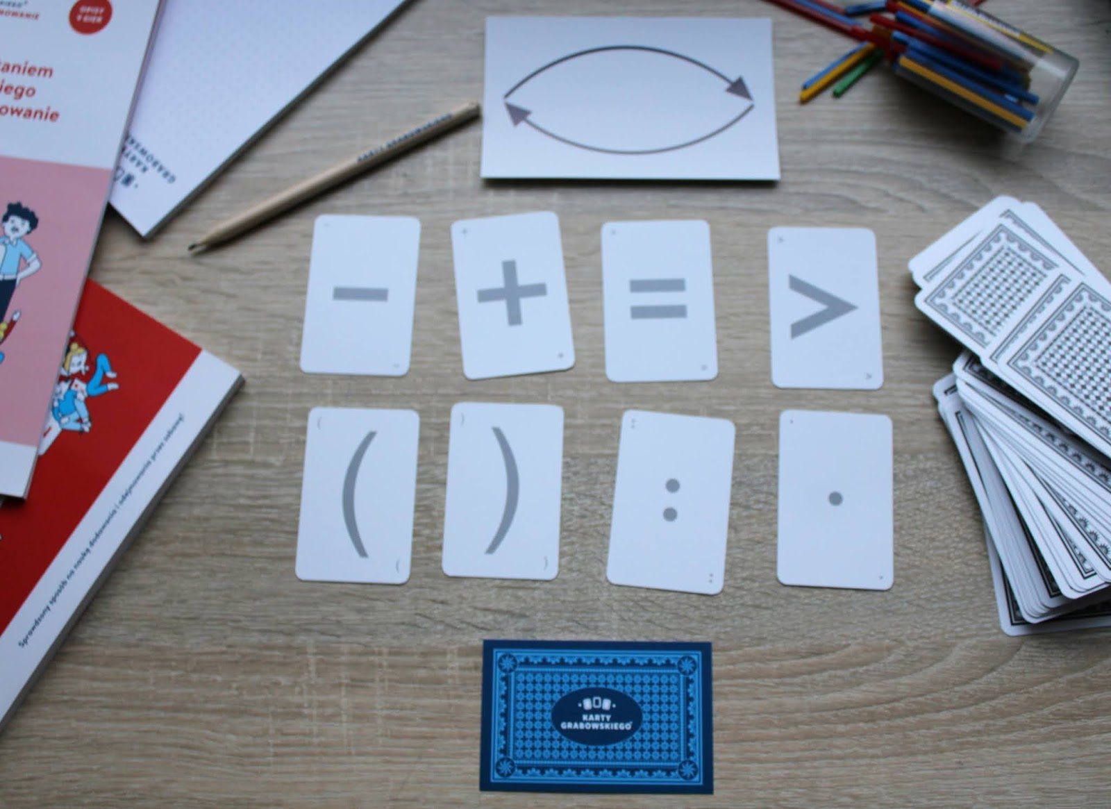 Karty Grabowskiego dla dzieci