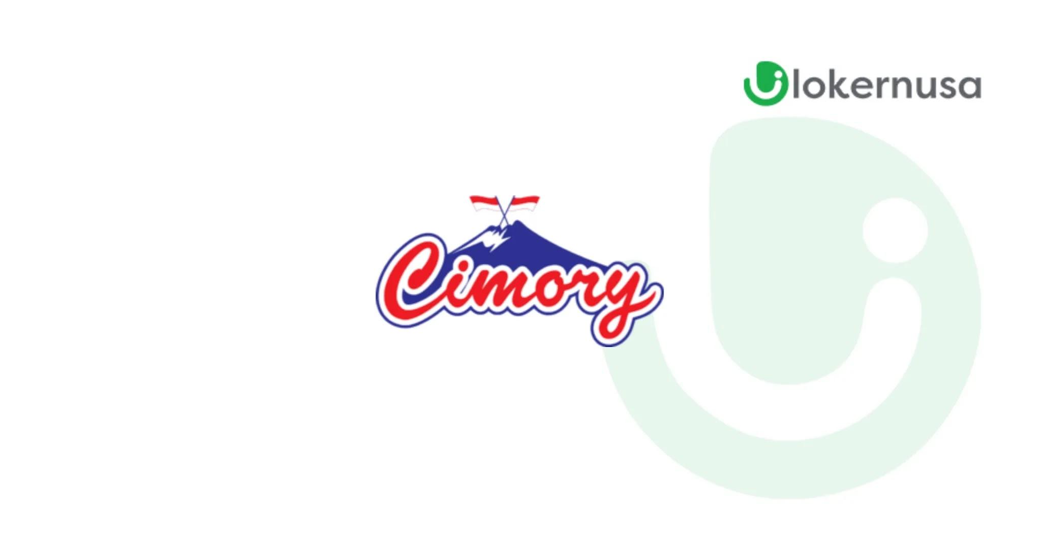 Lowongan Kerja Cimory