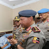 Kata Polda Riau Tentang Cadar yang Dikenakan Istri AKBP Farid