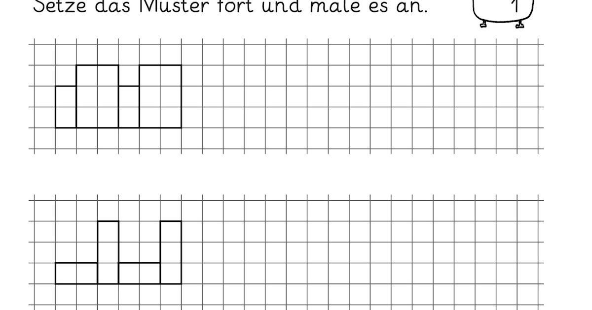 Wunderbar Klasse 2 Mathe Muster Arbeitsblatt Bilder Arbeitsblätter