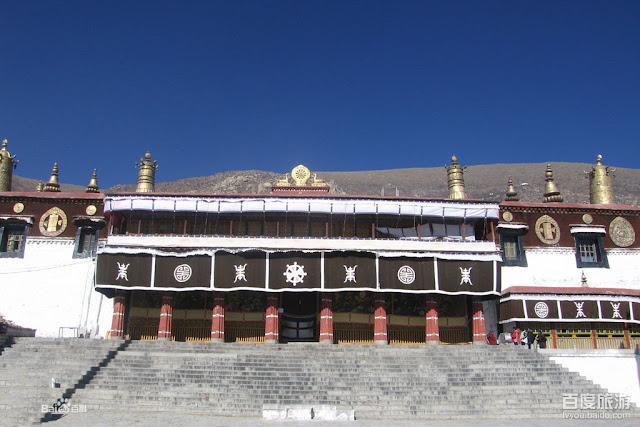 拉薩景點-哲蚌寺