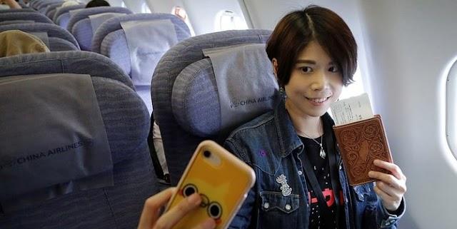 Taiwan Menawarkan Penerbangan Palsu Buat Masyarakat yang Rindu Melancong