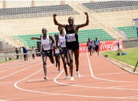 Two Kenyan athletes barred from the World Championship after failing to meet anti-doping rules