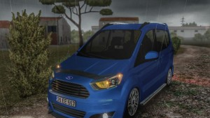 Ford Tourneo Courier Car