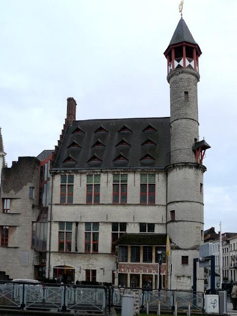 Centro de la poesía de Gante