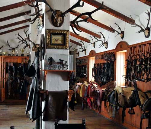 the perfect tack room ideas