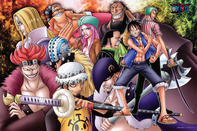 One Piece – Arc Sabaody Archipelago