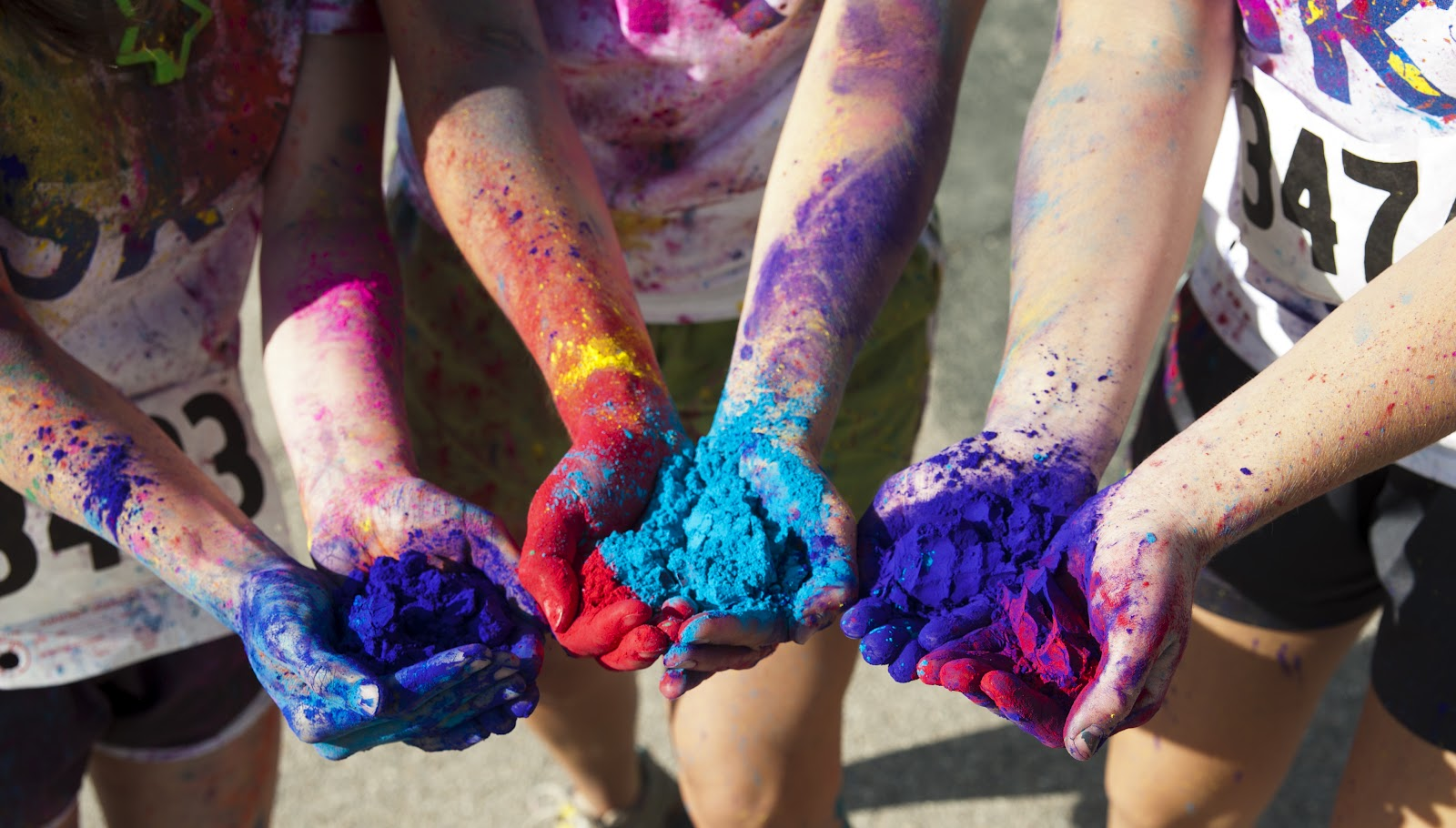 Let's Move It Momma's: Color in Motion 5K is coming to Texas! - photo#23