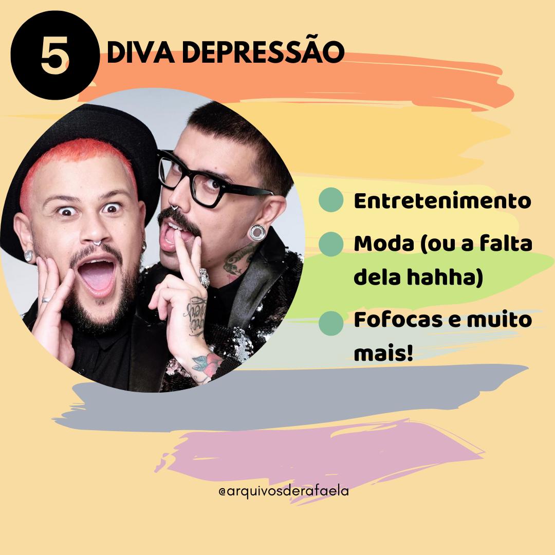 Diva depressão