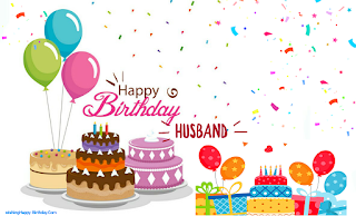 Happy Birthday Husband