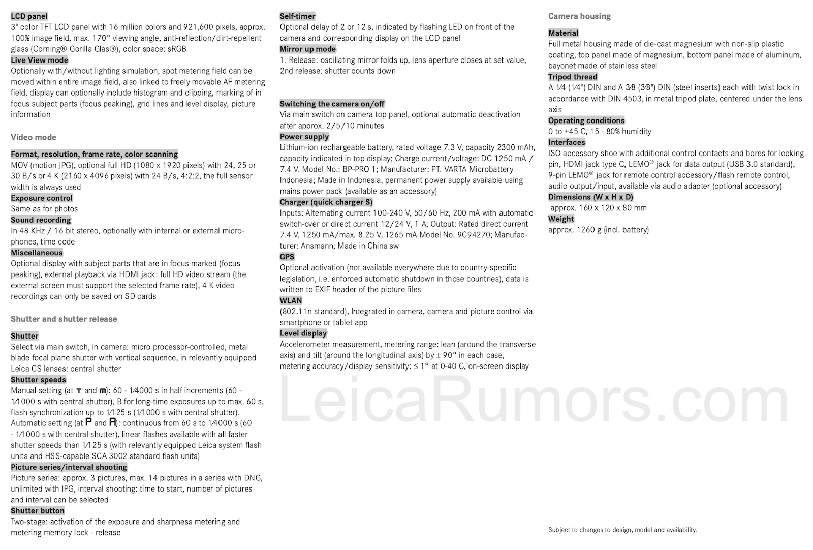 Документация Leica S3