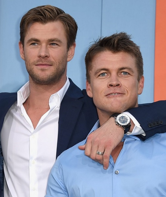 VJBrendan.com: The Hemsworth Brothers At The 'Vacation