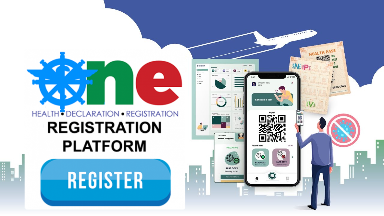 Online One Health Pass Registration and e-Health Declaration for Arriving Passengers in the Philippines   Information and Complete Guide