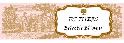 ECLECTIC ELLAPU - FEB 2017 TOP 5
