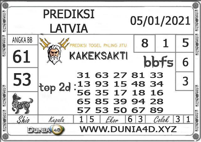 Prediksi Togel LATVIA DUNIA4D 05 JANUARI 2021