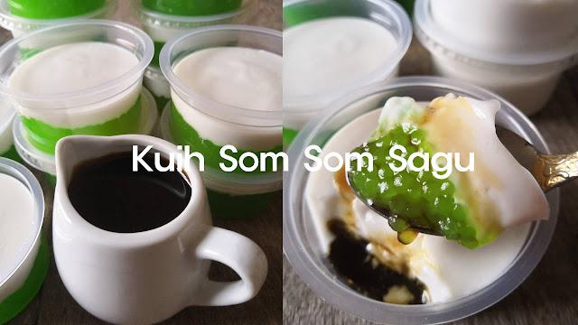 Kuih Som Som Sagu