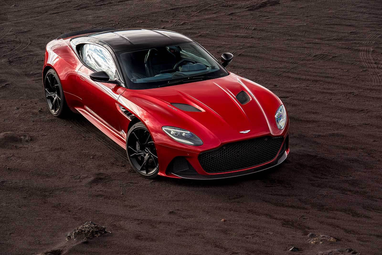 Aston Martin DBS Superleggera LEAKED – Somewhat sooner than Aston Martin Planned