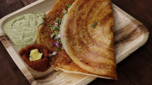 The best Hyderabadi Dosa Recipe | हैदराबादी मसाला डोसा की रेसिपी