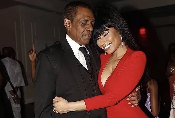 Driver who allegedly killed Nicki Minaj's father in hit and run accident, turns himself into police