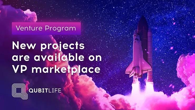 Новые программы в QubitLife
