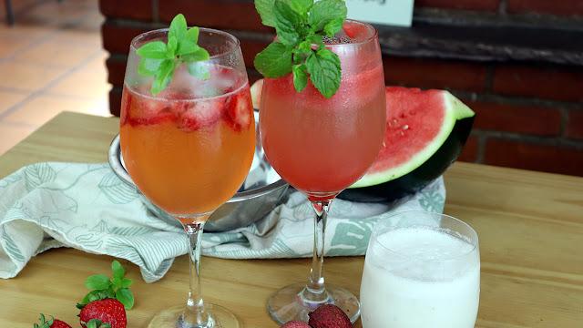 3 Drinks sem álcool para o Ano Novo
