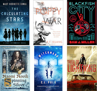 2018 Nebula Awards Finalists Announced