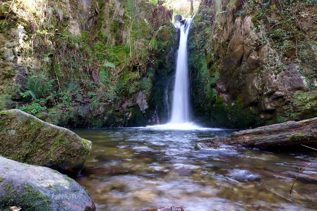 Cascada del Chorrón - Piloña - Asturias