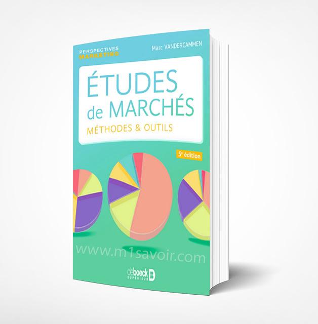 Études de marchés : Méthodes et outils en PDF