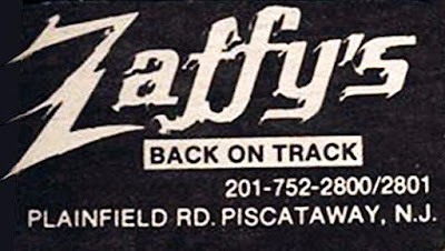 Zaffy's rock club in Piscataway, New Jersey