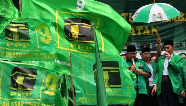 Partai Lain Libur, PPP Gelar Kampanye Terbuka di BSD Tangerang Selatan