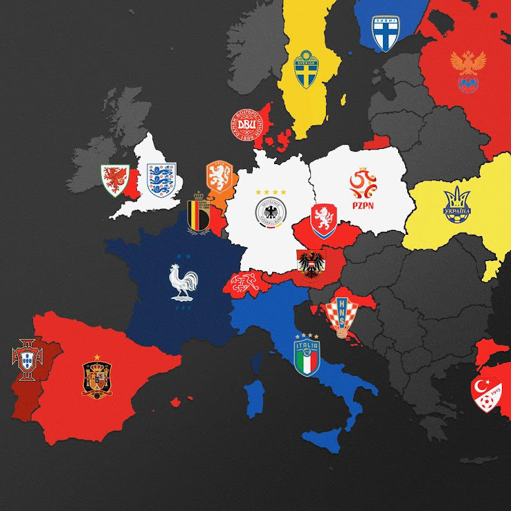France Portugal Euro 2020 Calendrier.Euro 2020 Kit Overview All Leaks Info Footy Headlines