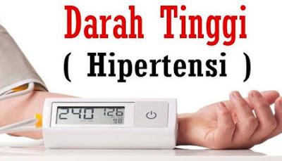 Ternyata Inilah Beberapa Penyebab Hipertensi