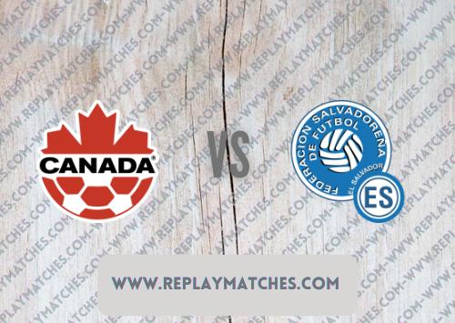 Canada vs El Salvador -Highlights 09 September 2021