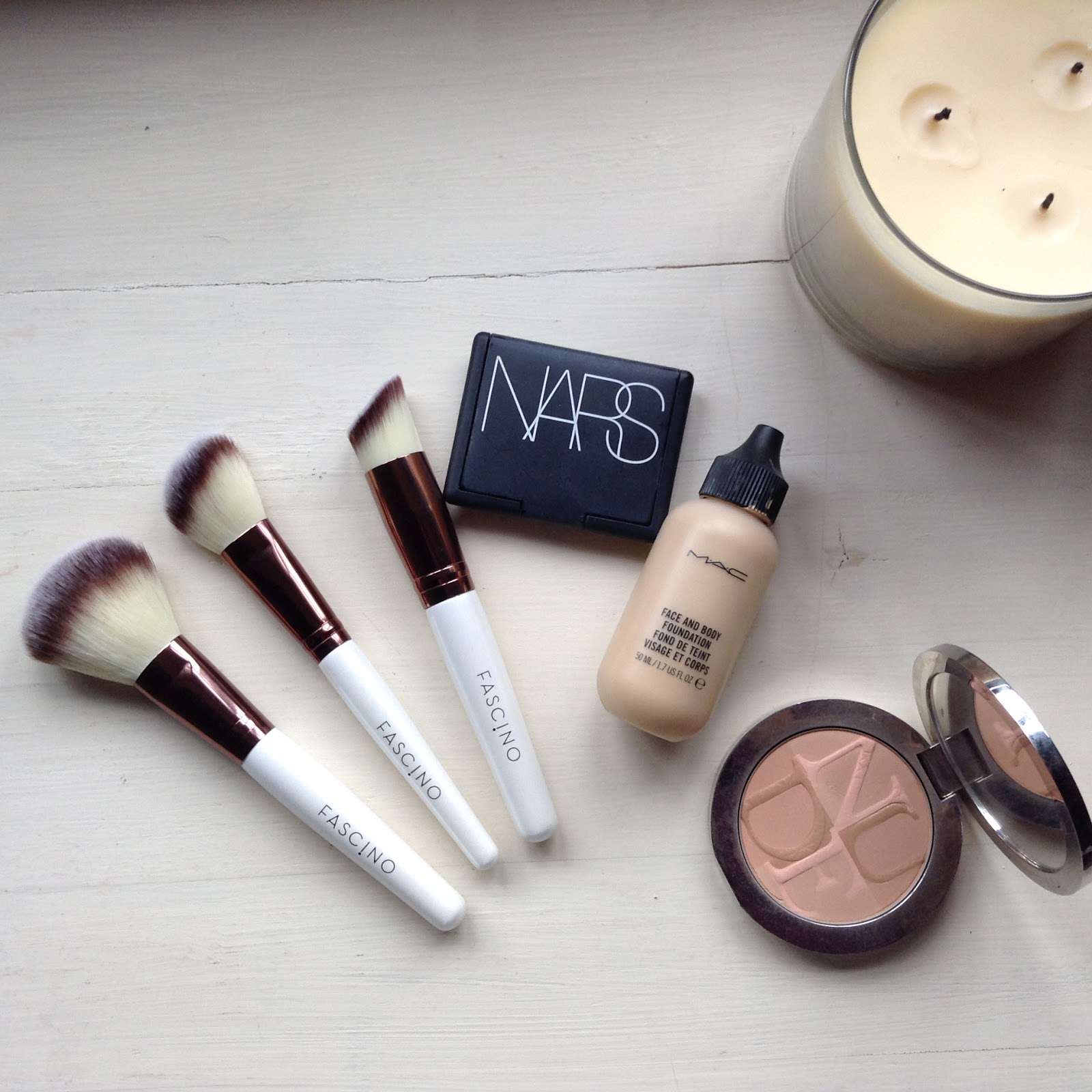 Kit Básico Fascino! Brochas esenciales para tu makeup! : Stardoll Estudio: Blog de belleza y moda Argentina