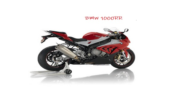 Everything about BMW 1000RR
