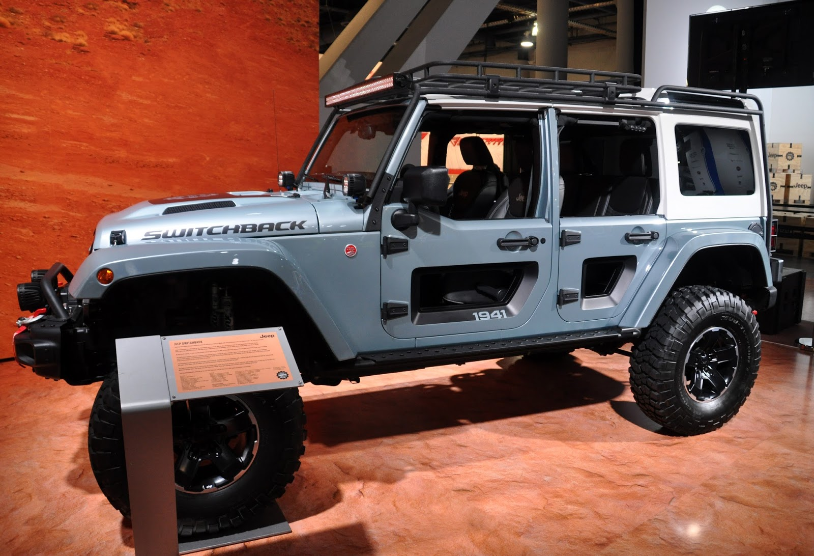 just a car guy more jeep wrangler concepts they are keeping the concept and prototype budget. Black Bedroom Furniture Sets. Home Design Ideas