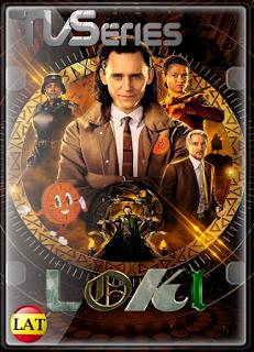 Loki (Temporada 1) DVDRIP LATINO