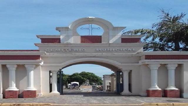 """Cemitério estará fechado para visitação no """"Dia de Finados"""" por causa da medida de segurança contra o Covid -19"""