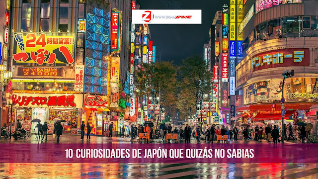 10 Curiosidades de Japón que no Sabías
