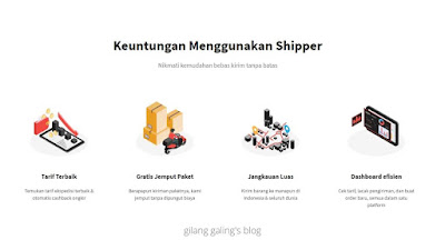 Keuntungan Menggunakan Jasa Pengiriman Shipper